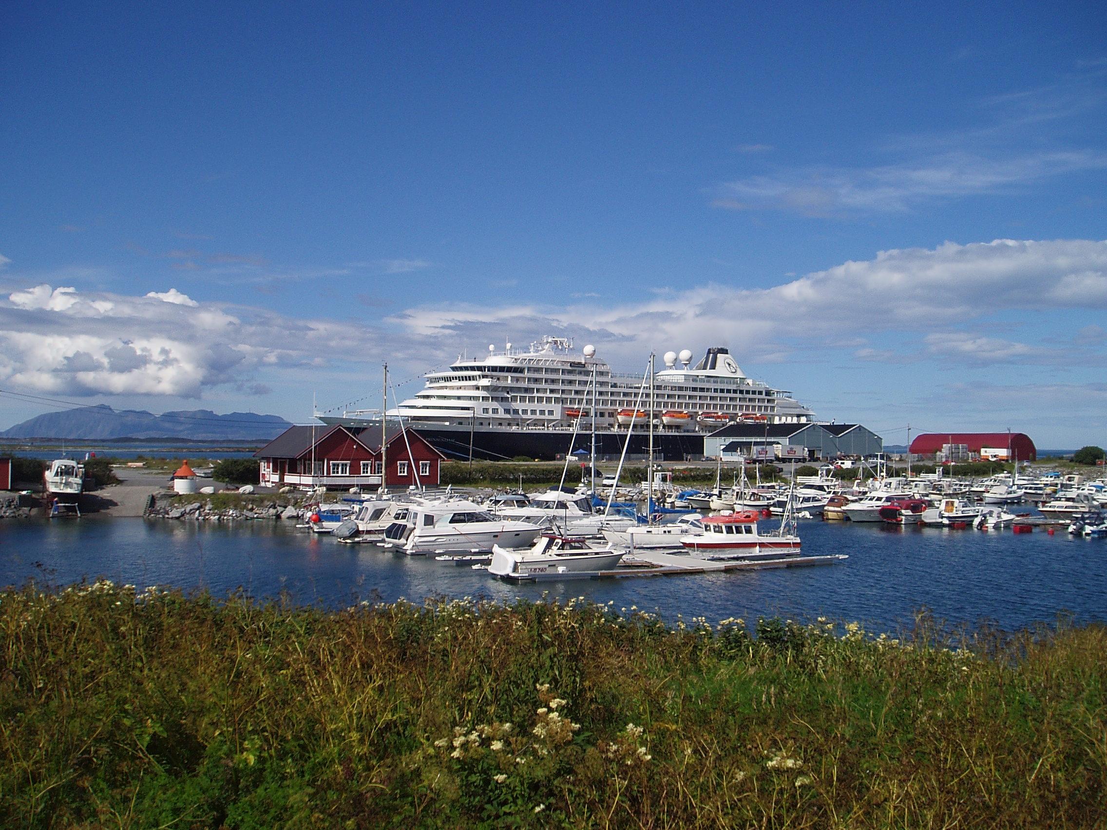 Brønnøy - Visit Helgaland - Foto: Per Aage Rodahl