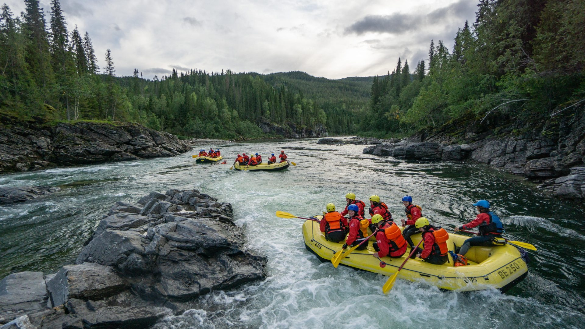 River North https://www.rivernorth.no/ Kandidat Helgeland 19/20