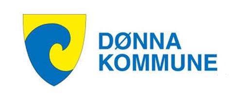 Logo Dønna kommune