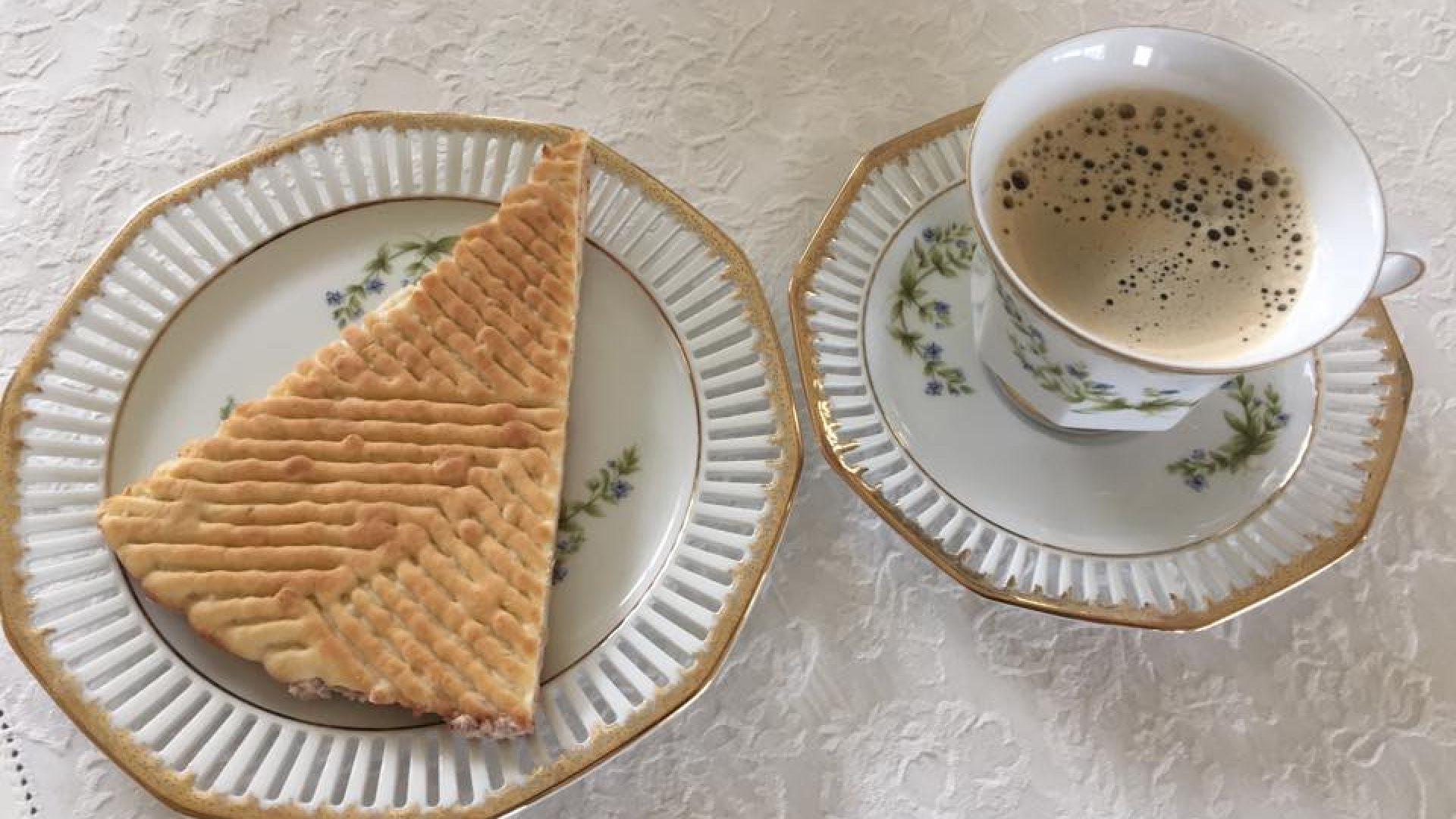 Krinalefse og kaffe
