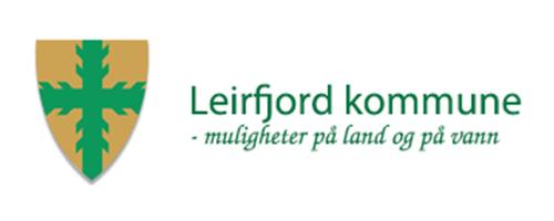 Logo Leirfjord kommune