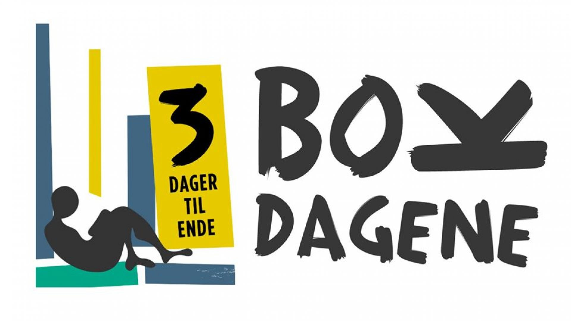 Plakat for bokdagene