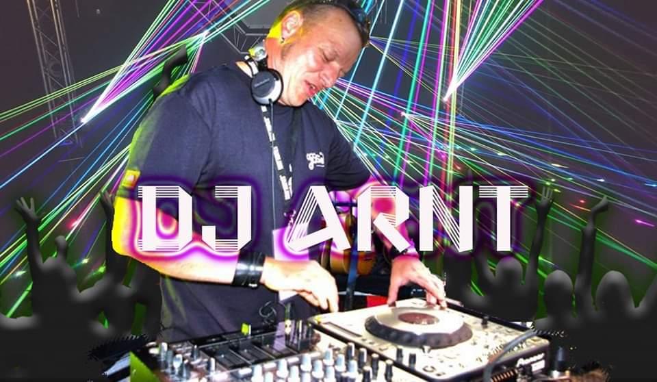 DJ Arnt i aksjon
