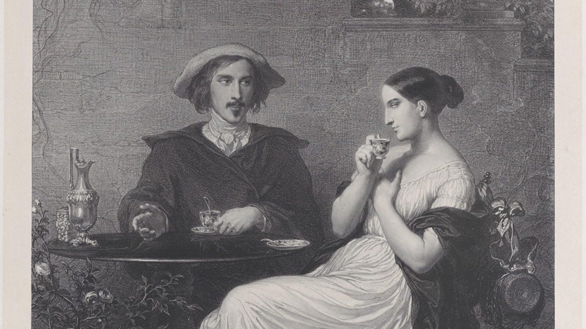 Fransk par