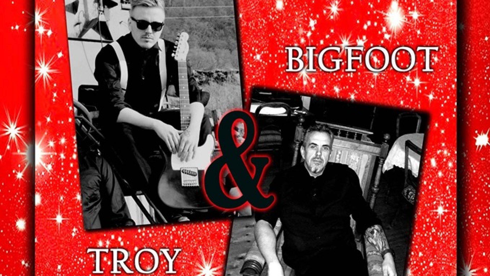 Troy og Bigfoot