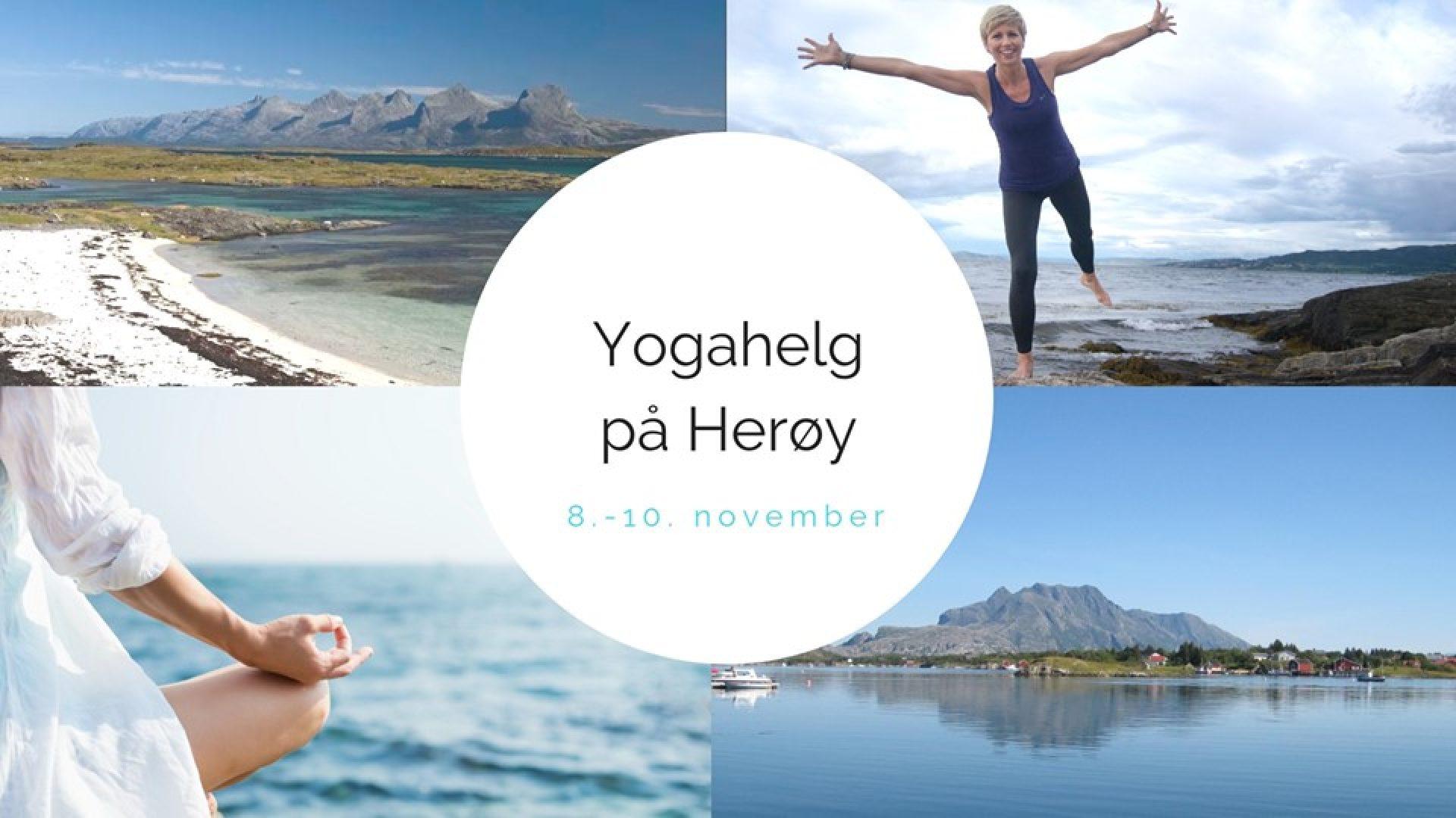 yoga på Herøy