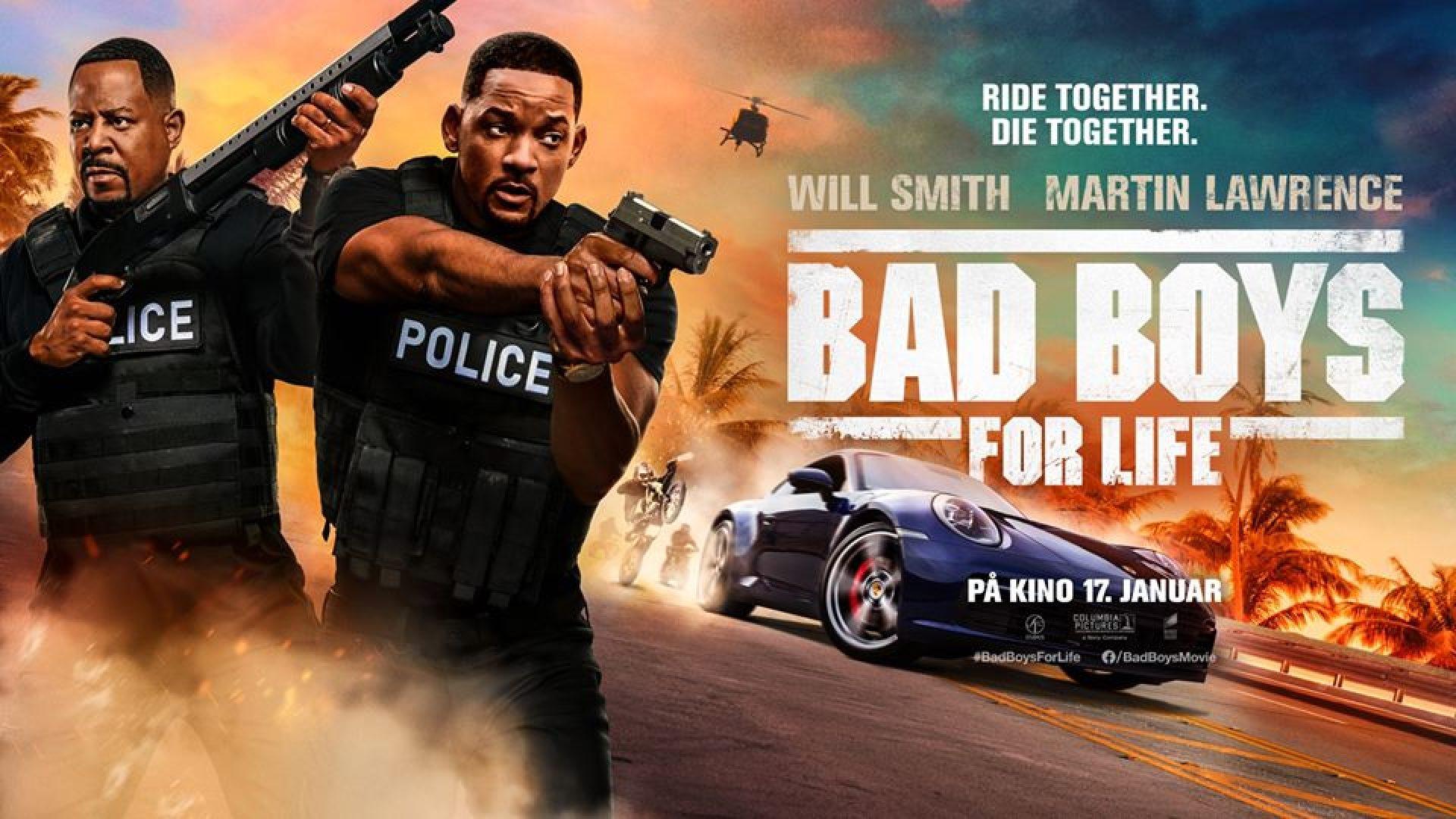 Bilde fra filmen Bad boys for life