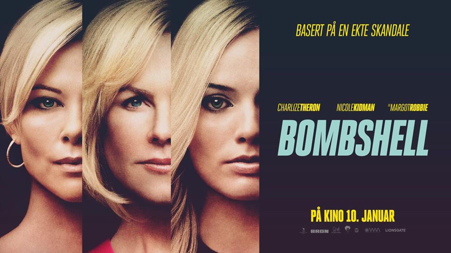 Bilde fra filmen Bombshell