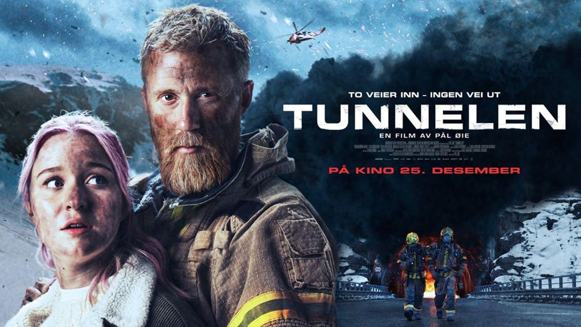 Bilde fra filmen tunnelen
