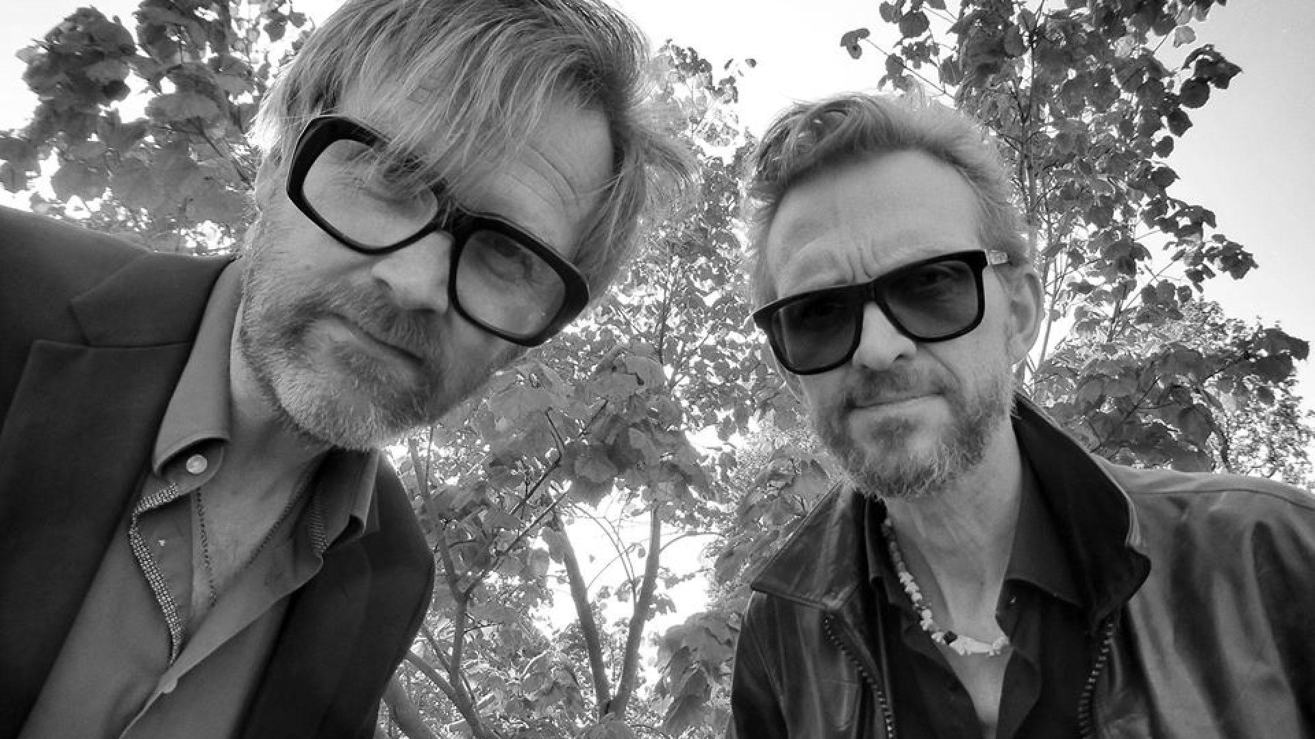 Erland Dahlen og Geir Sundstø