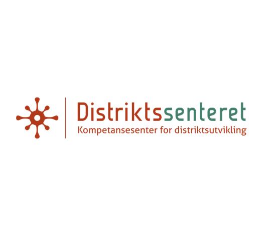 Logo Distriktssenteret