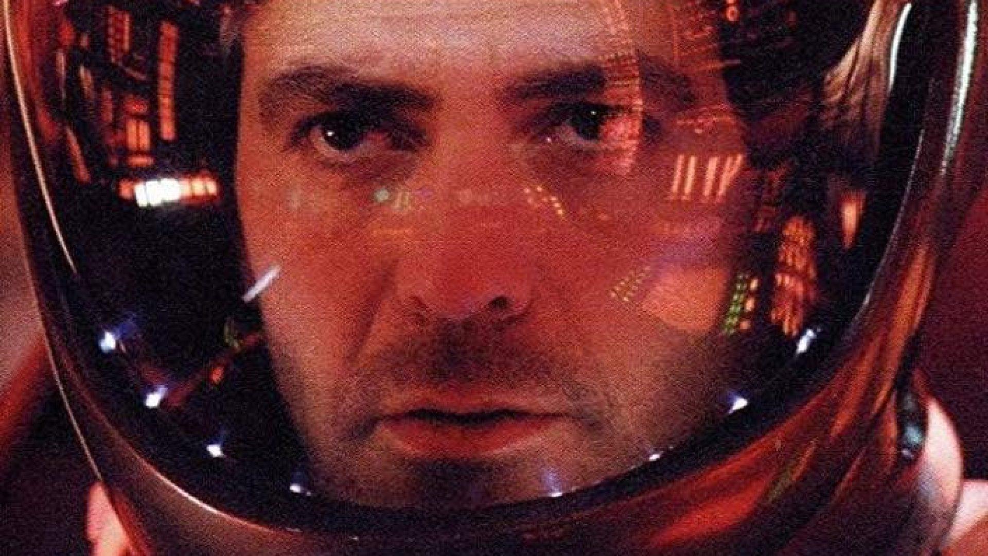 George Clooney i filmen Solaris