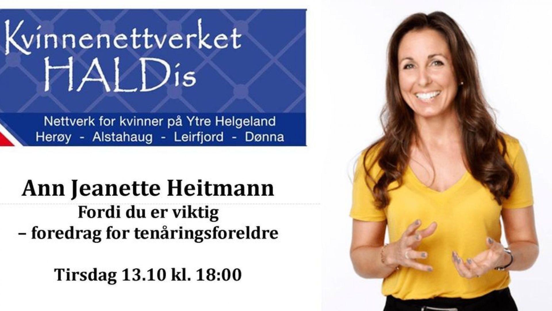 Ann Jeanette Heitmann