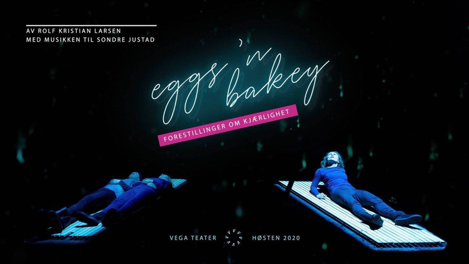 Nordland Teater: Eggs'n Bakey