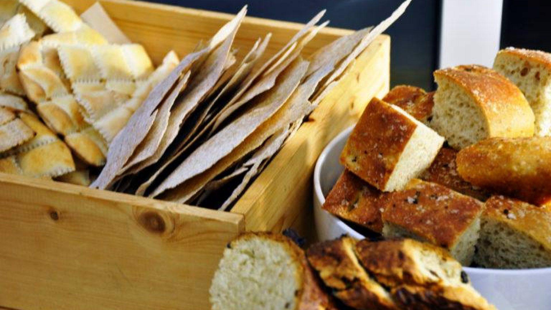 Flatbrød, Kamkake og diverse bakst