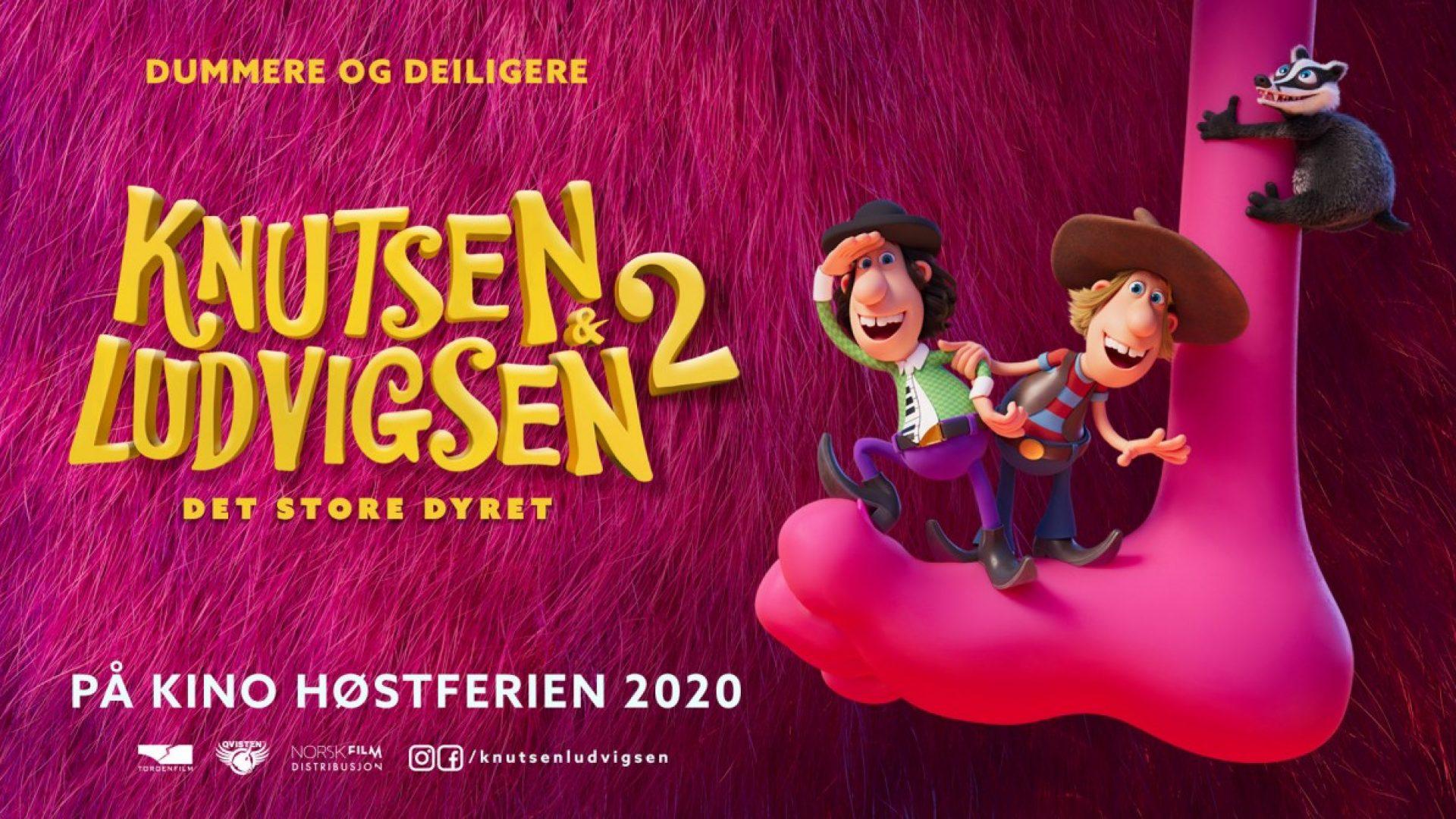 Knutsen og Ludvigsen filmcover