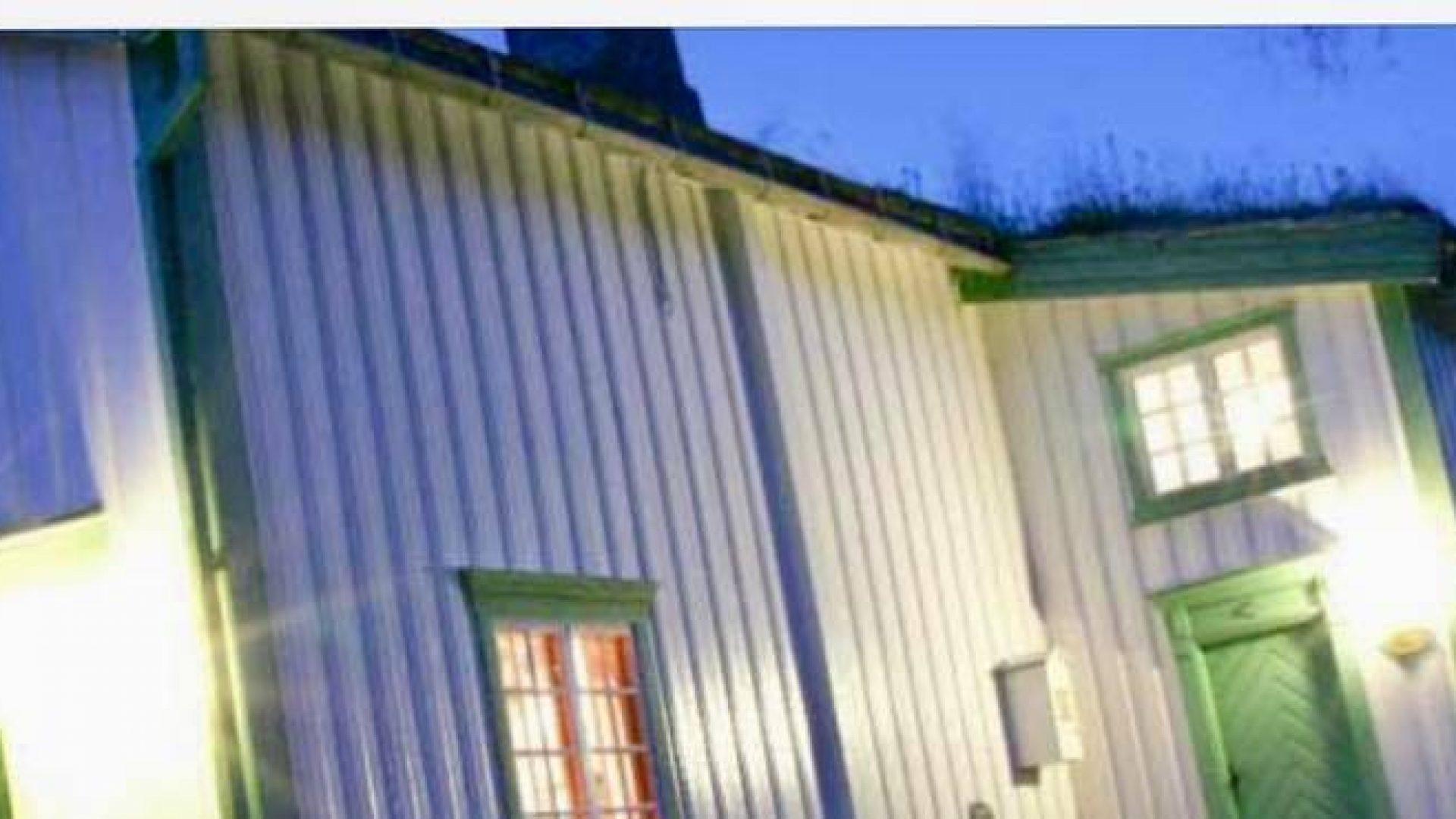 Hus på Stenneset