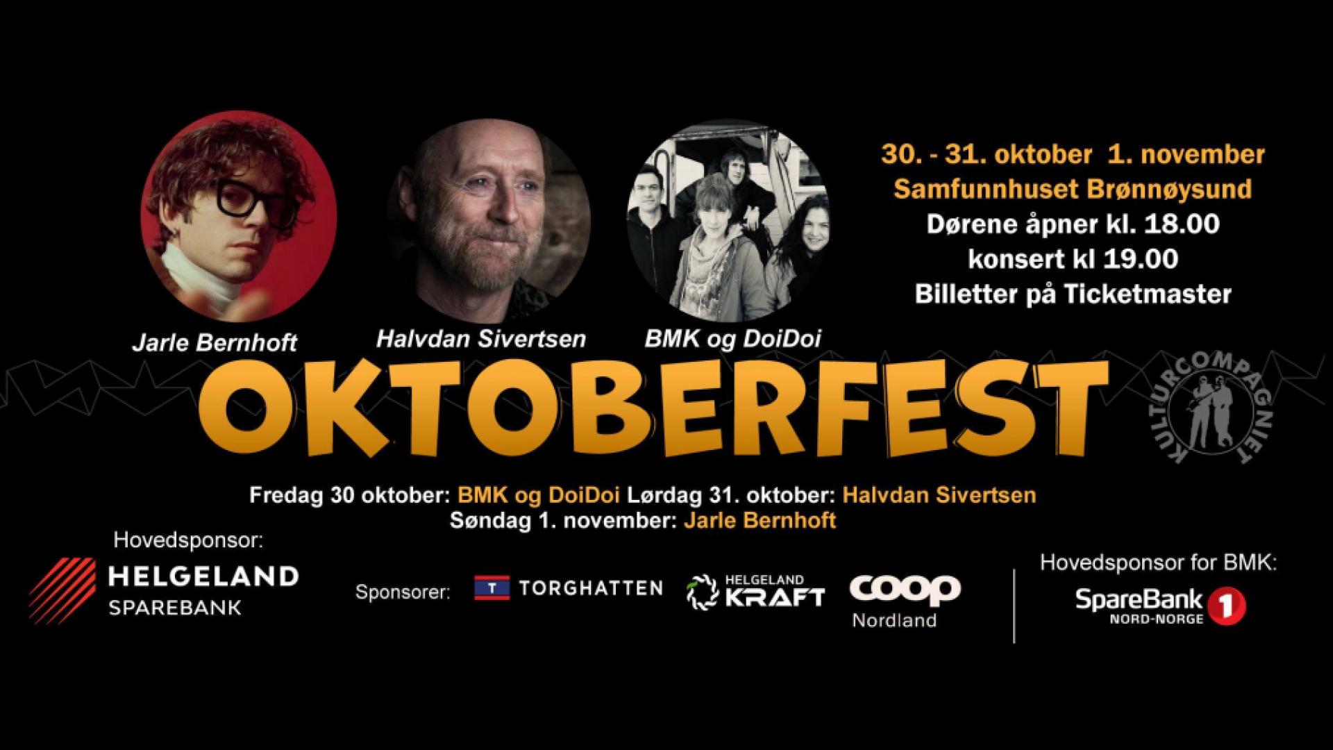 Plakat fpr oktoberfest