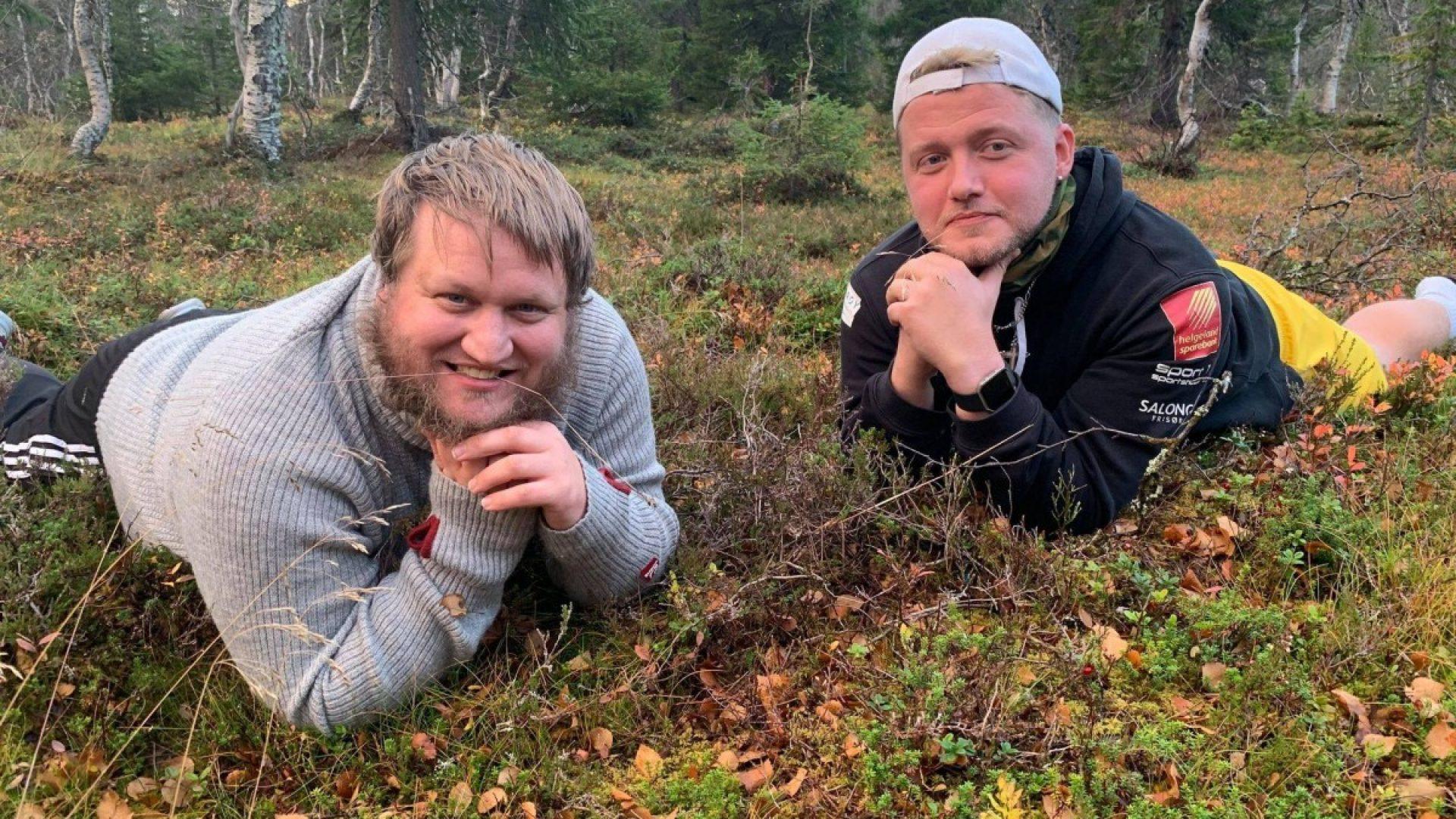 Nicholas og Øyvind fra Fasiten