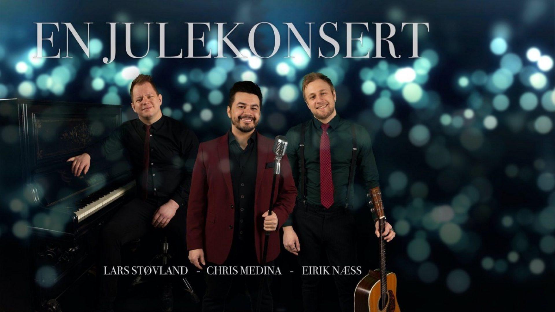 Lars, Chris og Eirik