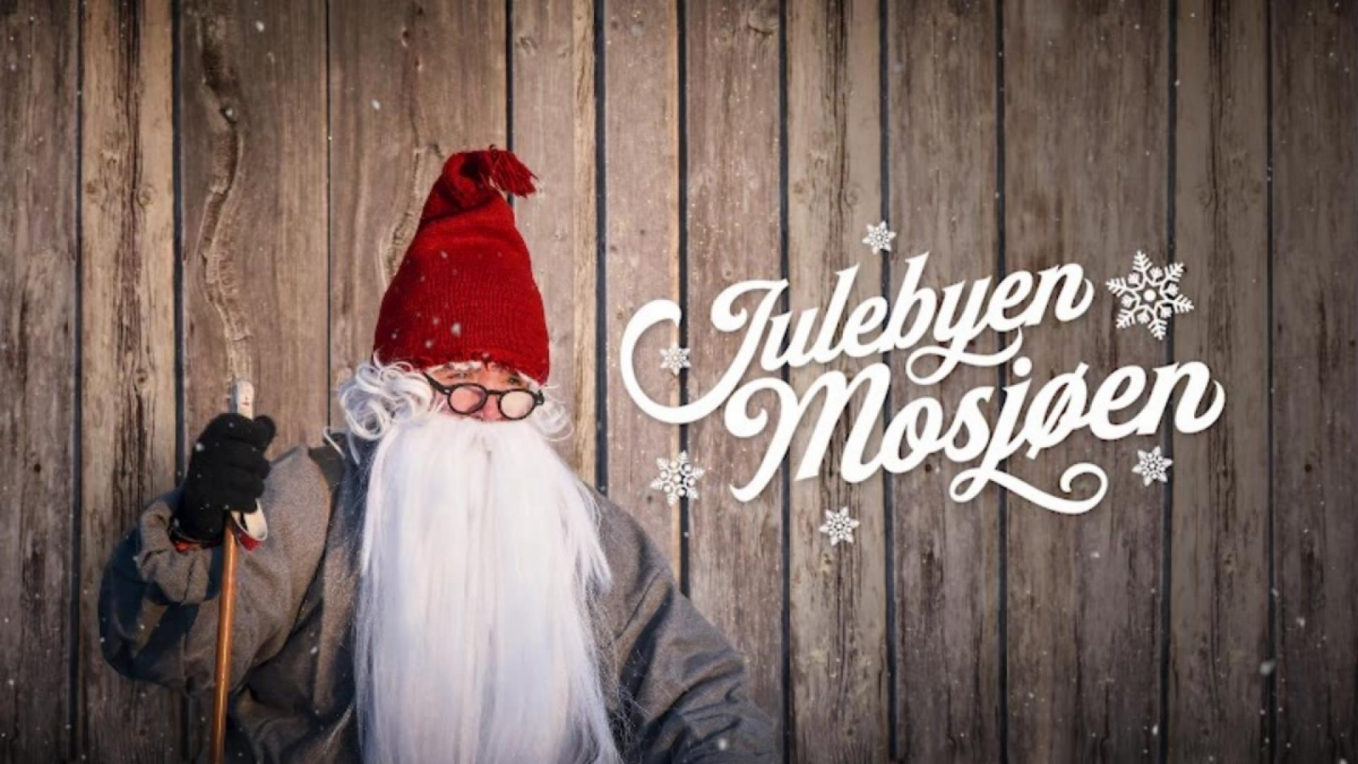 Julenissen i Mosjøen
