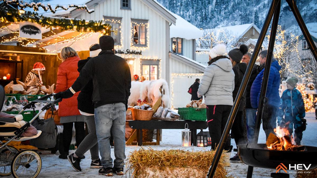 Julemarked i Mosjøen