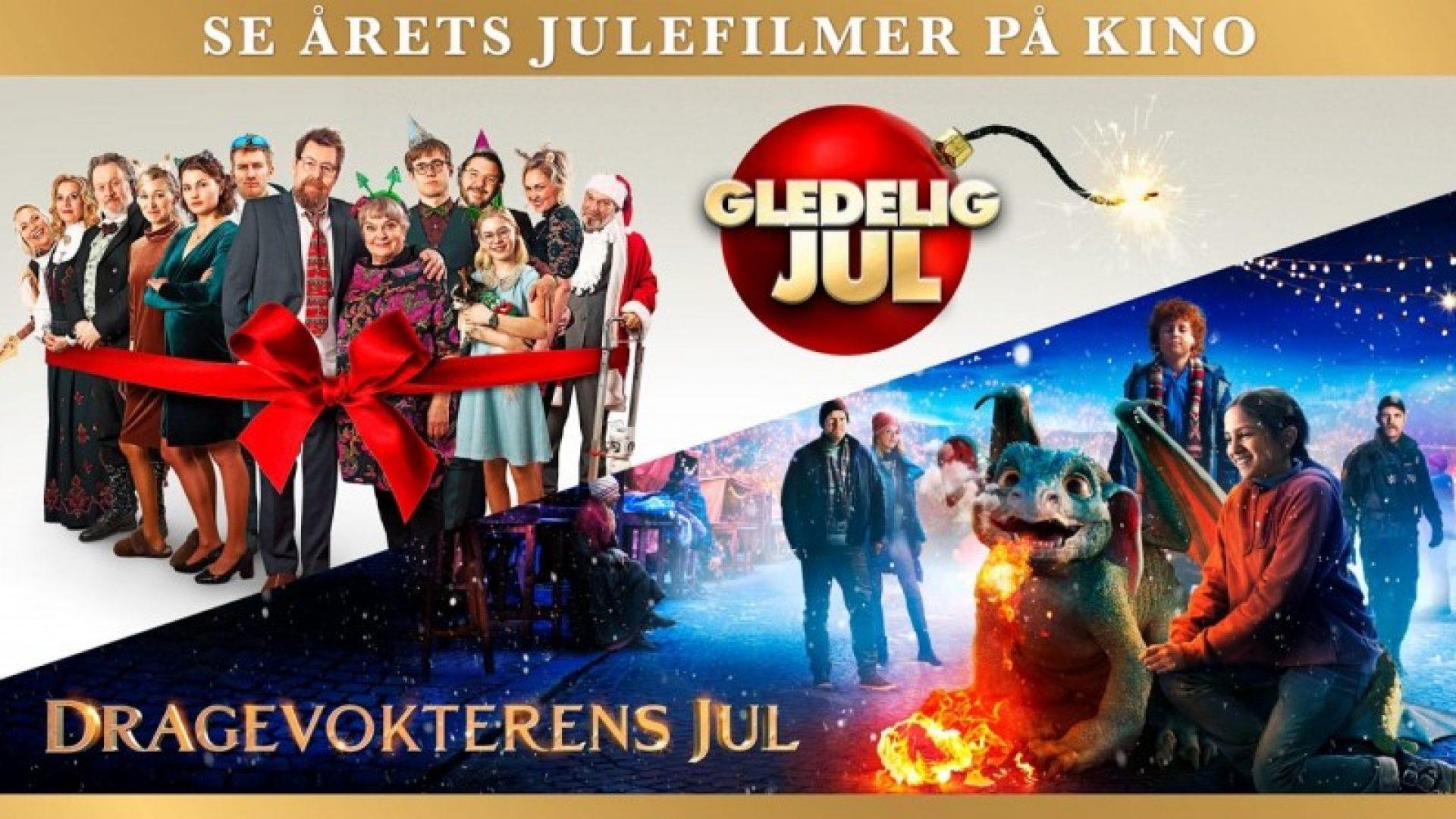 Plakat for julekino