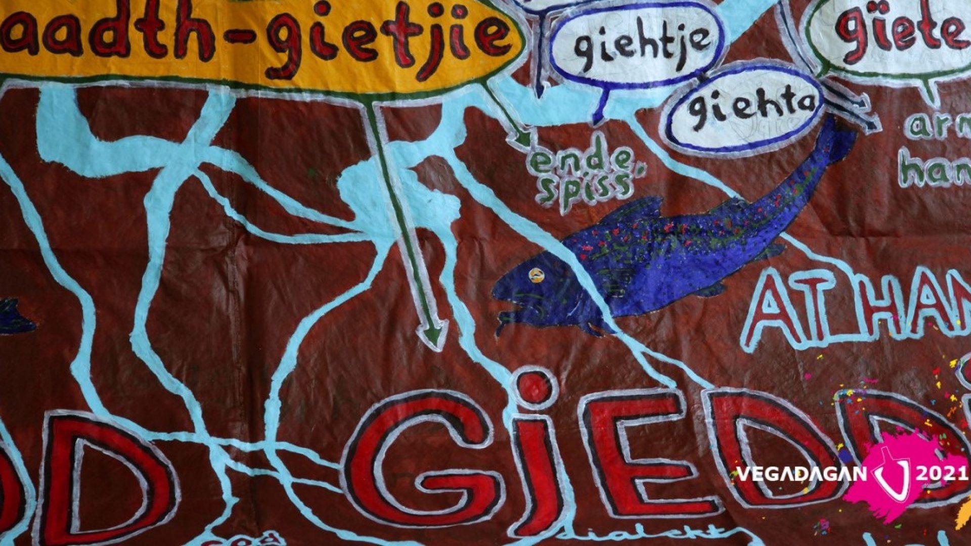 Kunsttrykk på samisk