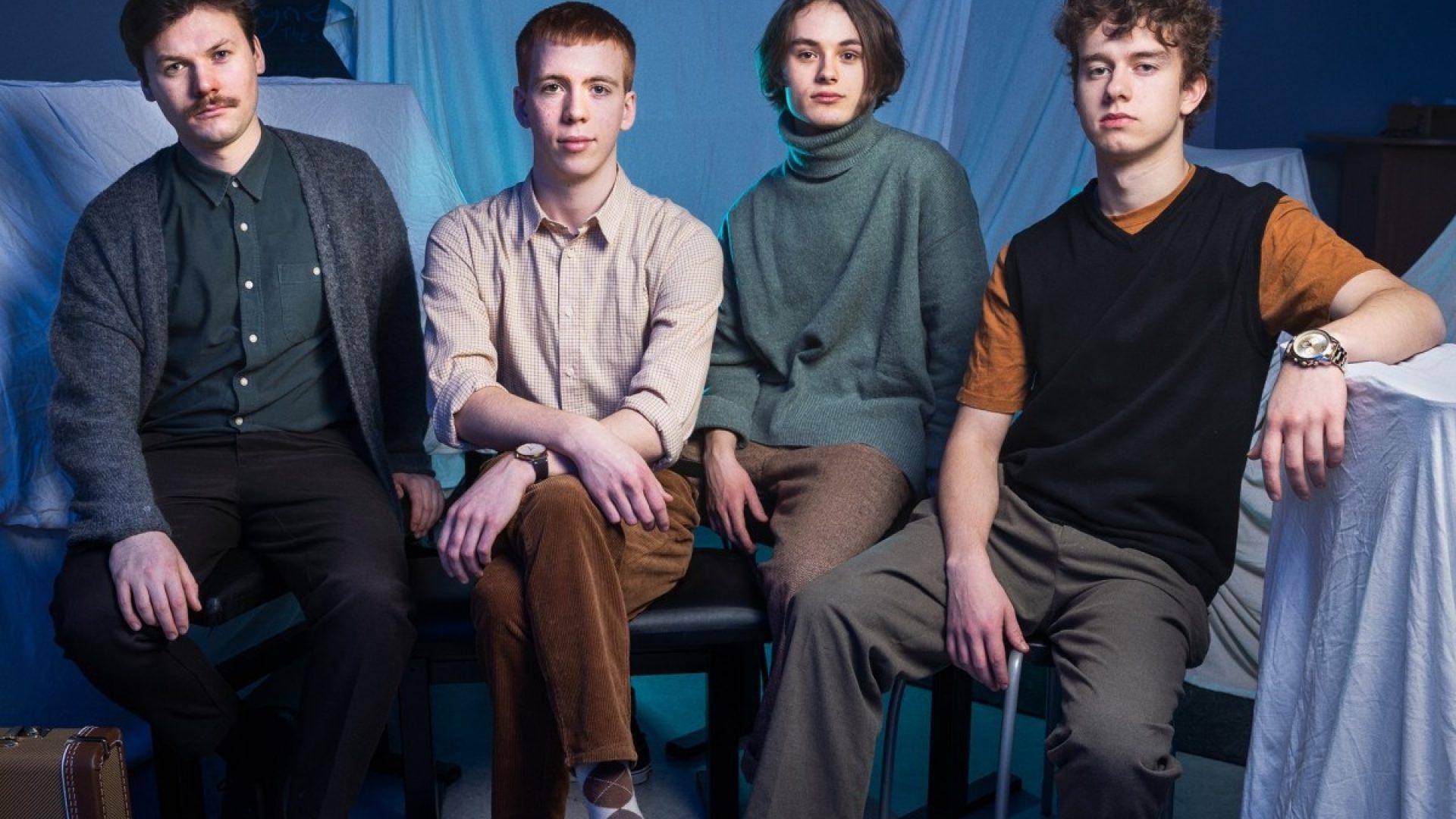 Amund Stenøien Quartet coverbilde