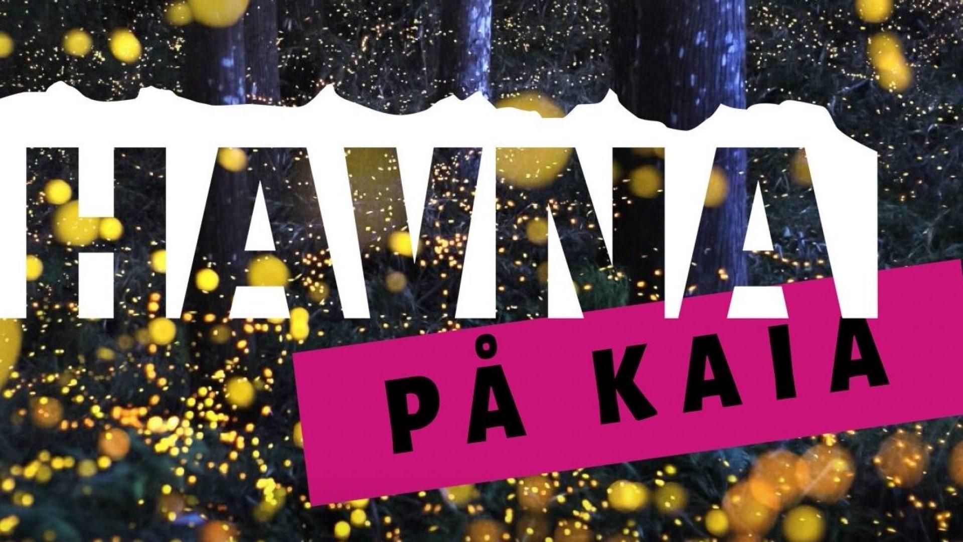 havna på kaia logo